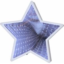 Светильник декоративный MIRROR LIGHT светодиодный LED на батарейках, 32 см