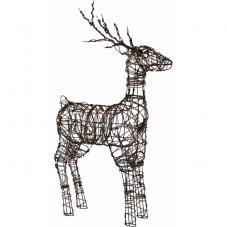 Фигура Олень VIXEN, 90 см, коричневый