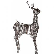 Фигура Олень VIXEN, 120 см, коричневый