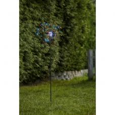 Светильник декоративный для улицы FIREWORK OUTDOOR, 110 см, черный, мультицвет