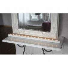 Светильник LIGHT FLUTE, 58 см, белый