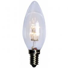 Лампа DECOLINE  универсальная,  патрон Е14 LED, теплый белый